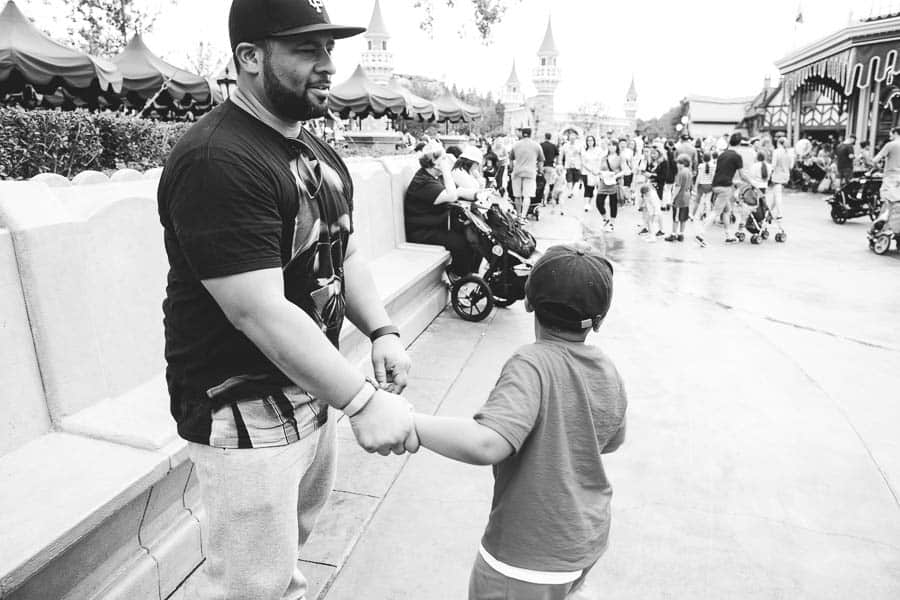 Fun times at Disney's magi kingdom