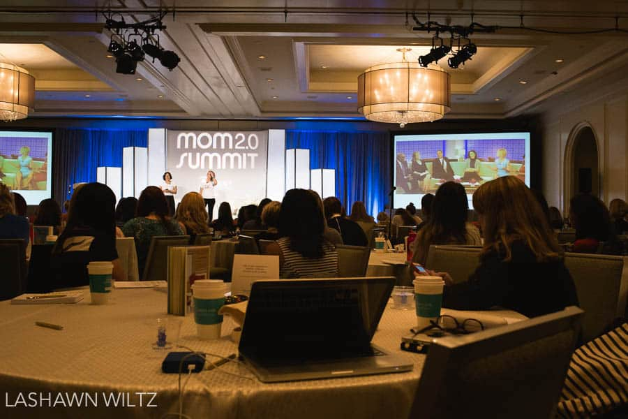 Mom 2.0 sessions get started!