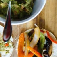 Taco Tuesday: Portabella Vegan Tacos..