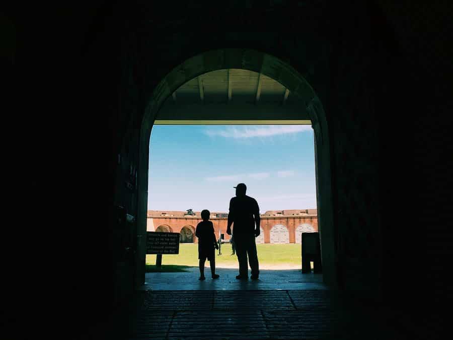Trip to fort pulaski national monument