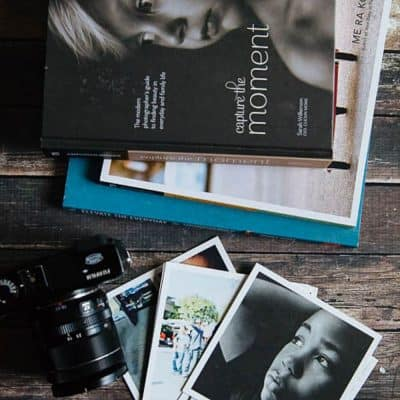 5 Must Read Photography Books for Moms