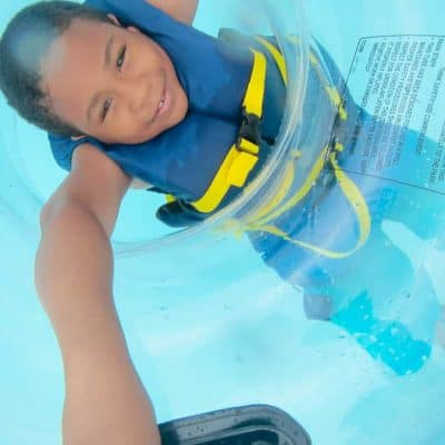 Summer Weekending: Six Flags White Water and Father's Day