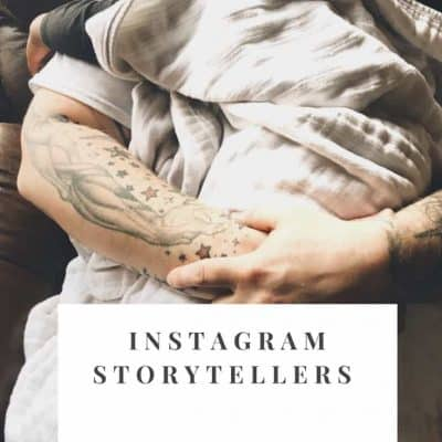 Instagram Storytellers with @Fostermoms