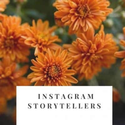 Instagram Storytellers with @ Michelle.Huber