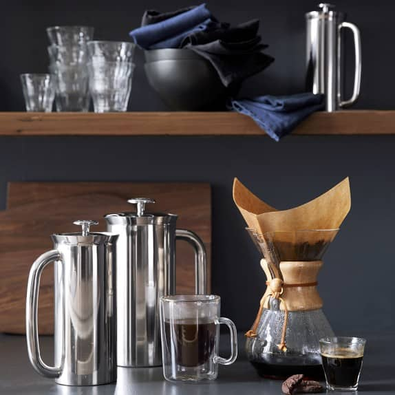 Chemex coffee maker is one of the best options for pour over coffee