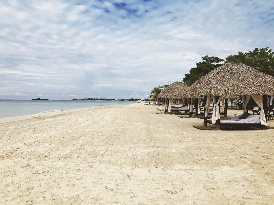 photos from Beaches negril resort: the 7 mile beach in Negril Jamaica