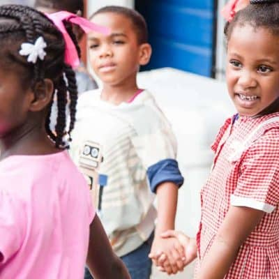 Giving Back: A Reading Road Trip with Sandals Foundation