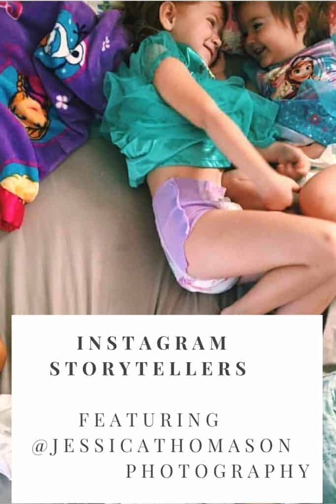 In volume 3 of Instagram Storytellers, we are talking to Jessica Thomason. Read about the inspiration behind her beautiful documentary images of everyday life,