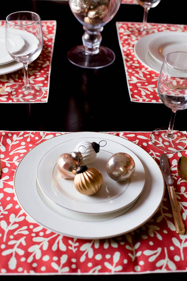 Holiday entertaining with minted