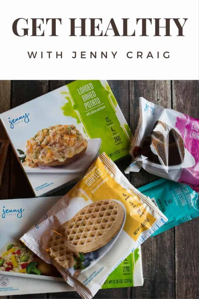 Get Healthy with Jenny Craig #sponsored