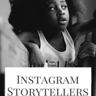 Instagram Storytellers with @Cupcakesinstead