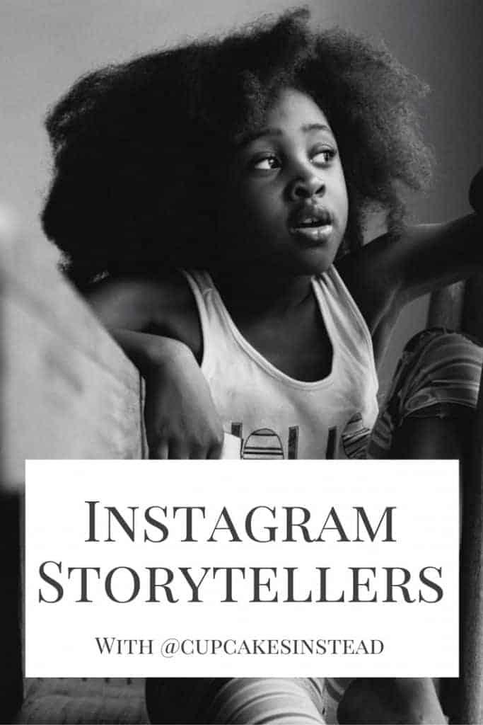 Instagram storytellers with @cupcakesinstead