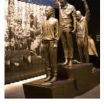 The National Museum of African American History and Culture is a MUST visit with you make a trip to Washington D.C.