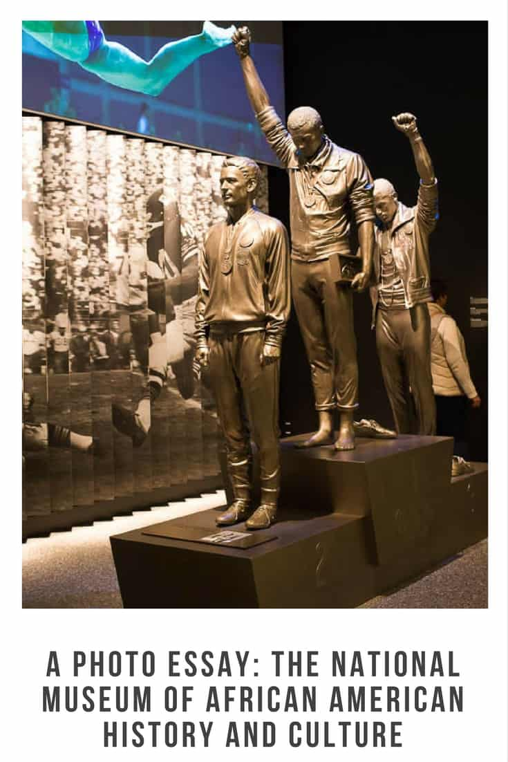 The National Museum of African American History and Culture is a MUST visit with you make a trip to Washington D.C. #blackhistory #blackhistorymonth #africanamericanhistorymuseum