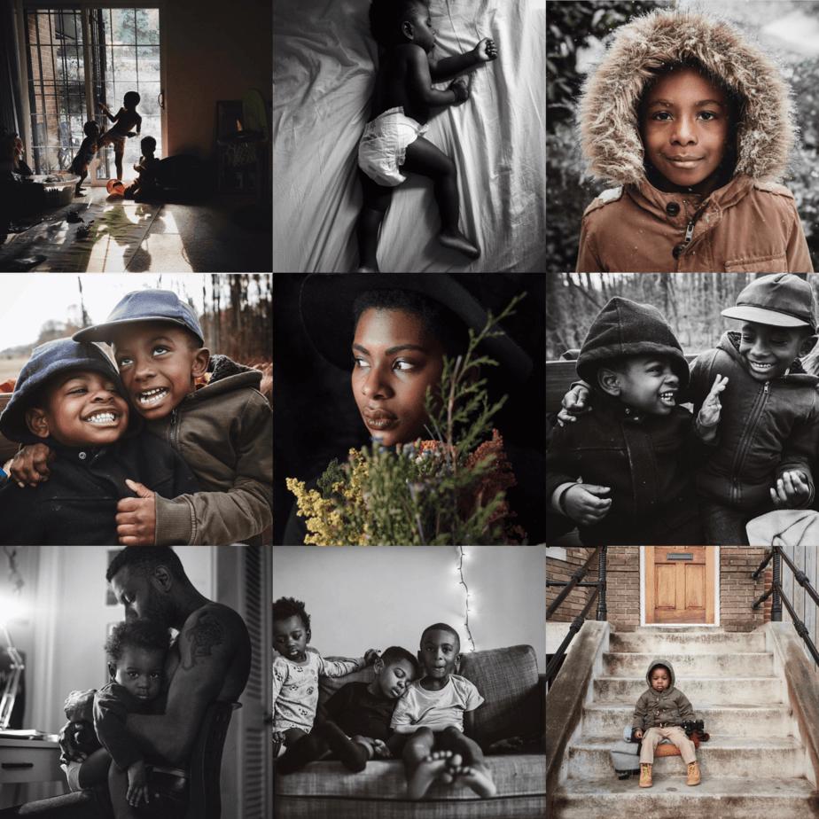 Instagram storytellers with leslie kershaw