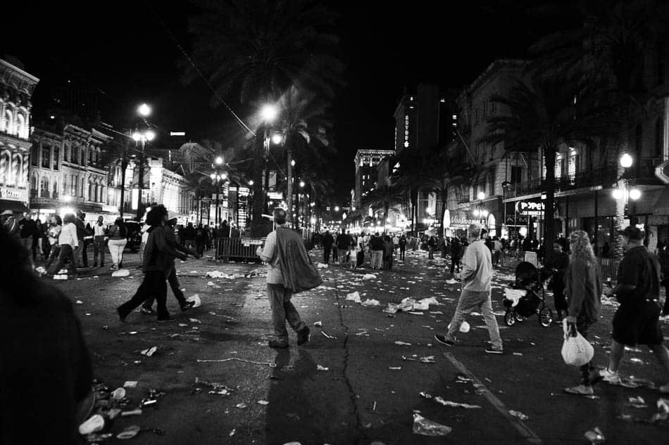 Mardi Gras..the end..