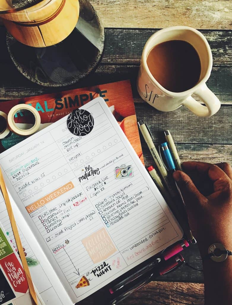 8 things I do before 8 am: My morning Routine