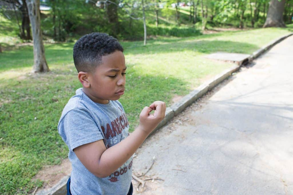 Learning to get back up again...letters to my son April
