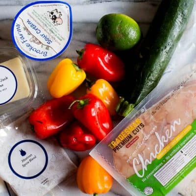Why Blue Apron is Great for This Busy Mom….