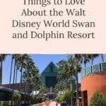 disney swan and dolphin resort .