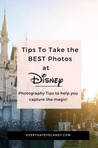 Looking for Disney world photography tips? Check out these top 10 Disney World Photography tips to help you document your family vacation