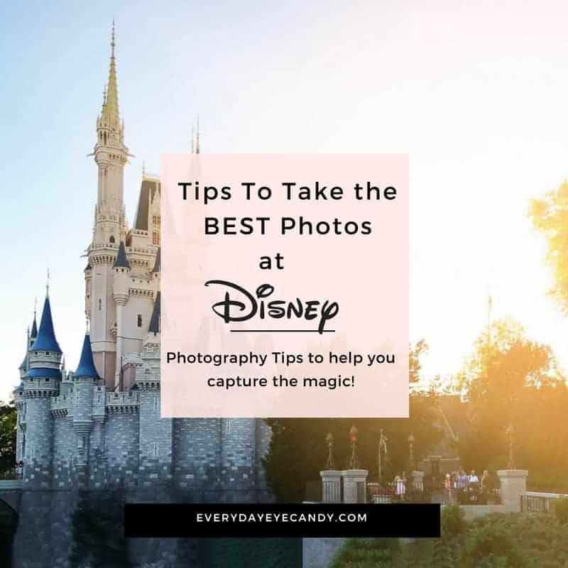 My Top 10 Disney World Photography Tips