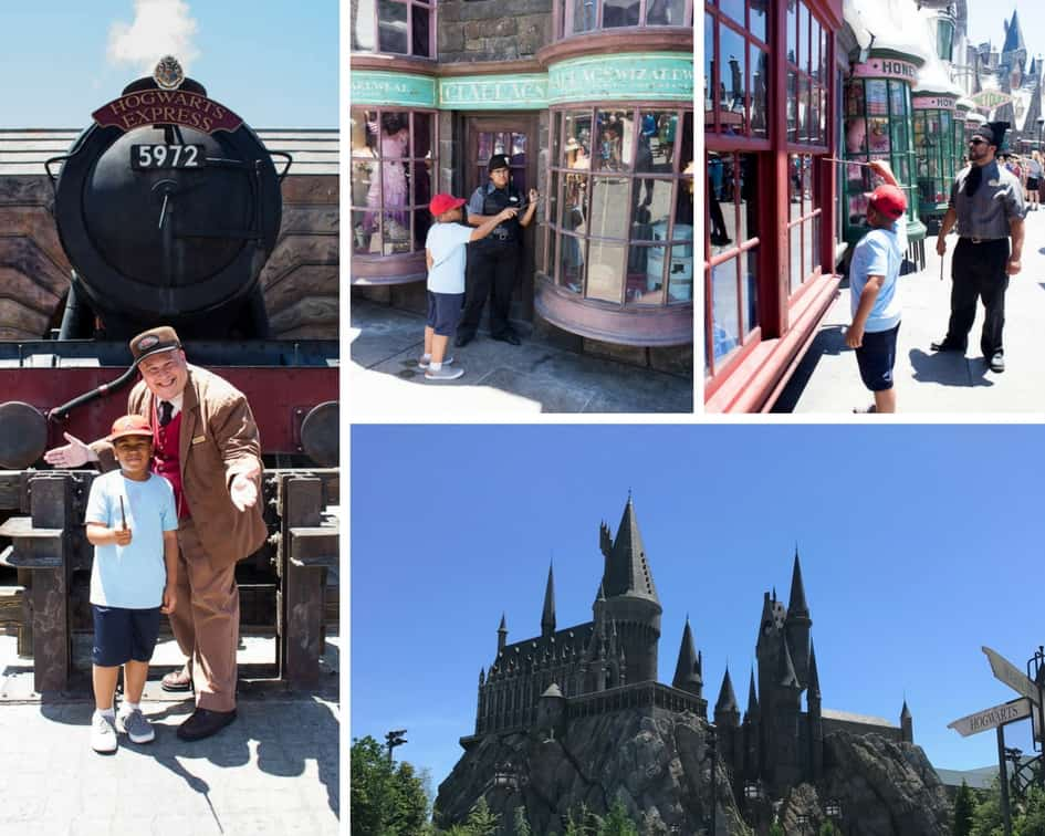 hogsmead at the wizarding world of harry potter