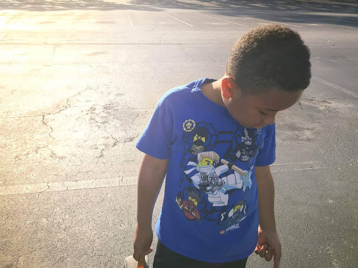 Letters to My Son: On Being Different