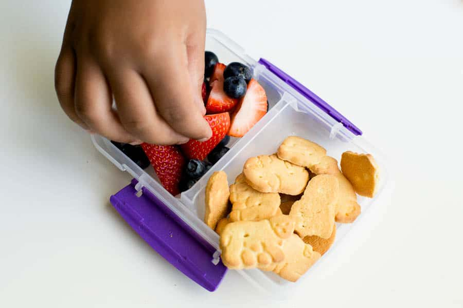 gluten free after school snacks.