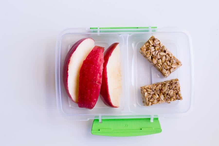 gluten free after school snack