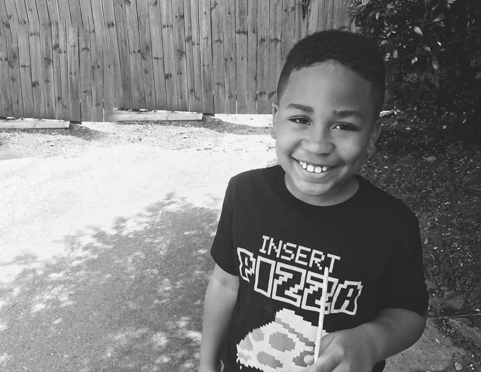 letters to my son: on the end of summer vacation