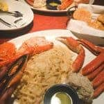 Girl's Saturday Out…I took her to Crabfest at Red Lobster