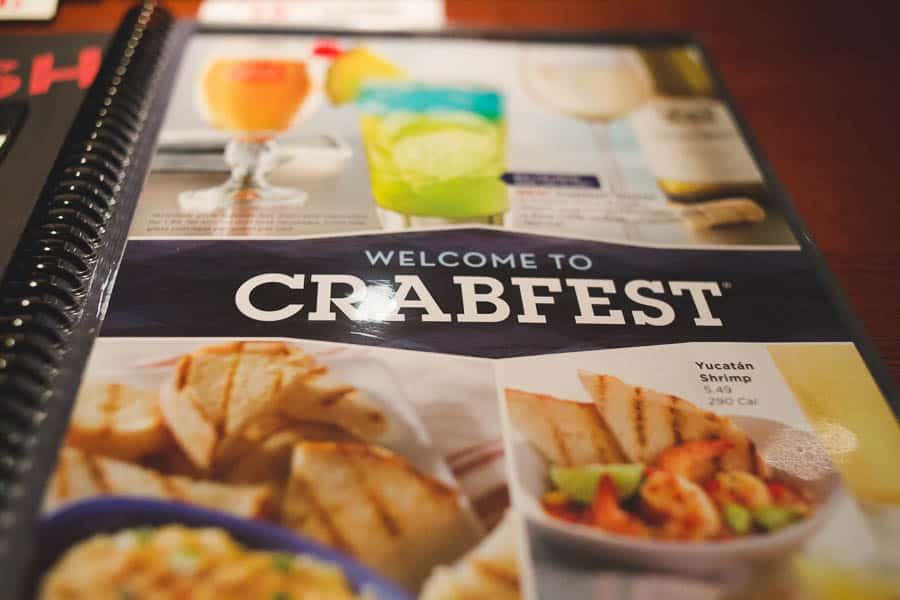 crabfest at red lobster