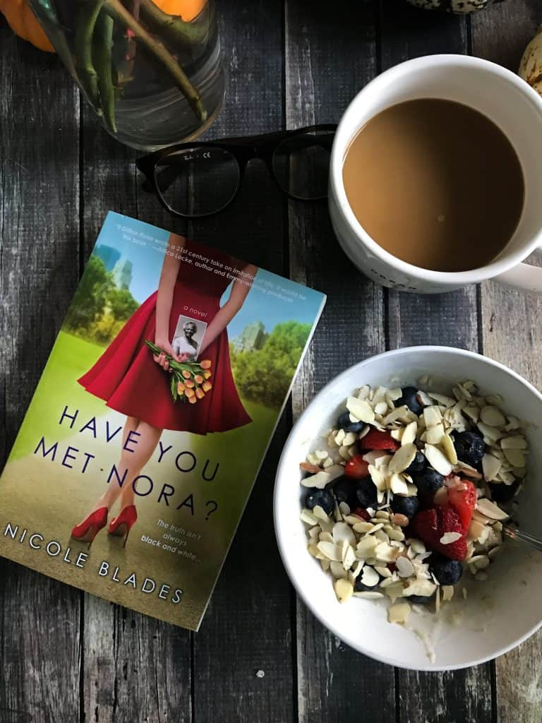 Now reading Have you Met Nora By Nicole Blades