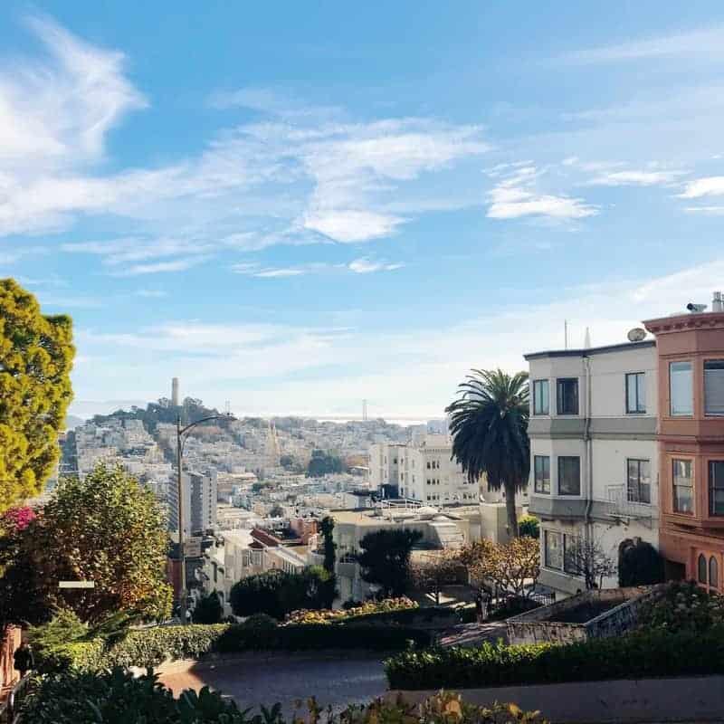 Travel Stories: San Francisco
