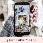 Looking for fun gifts for the Instagram Lover in your life? Check out this fun gift guide for the Instagram lover in your life. #instagram #christmas #giftguide