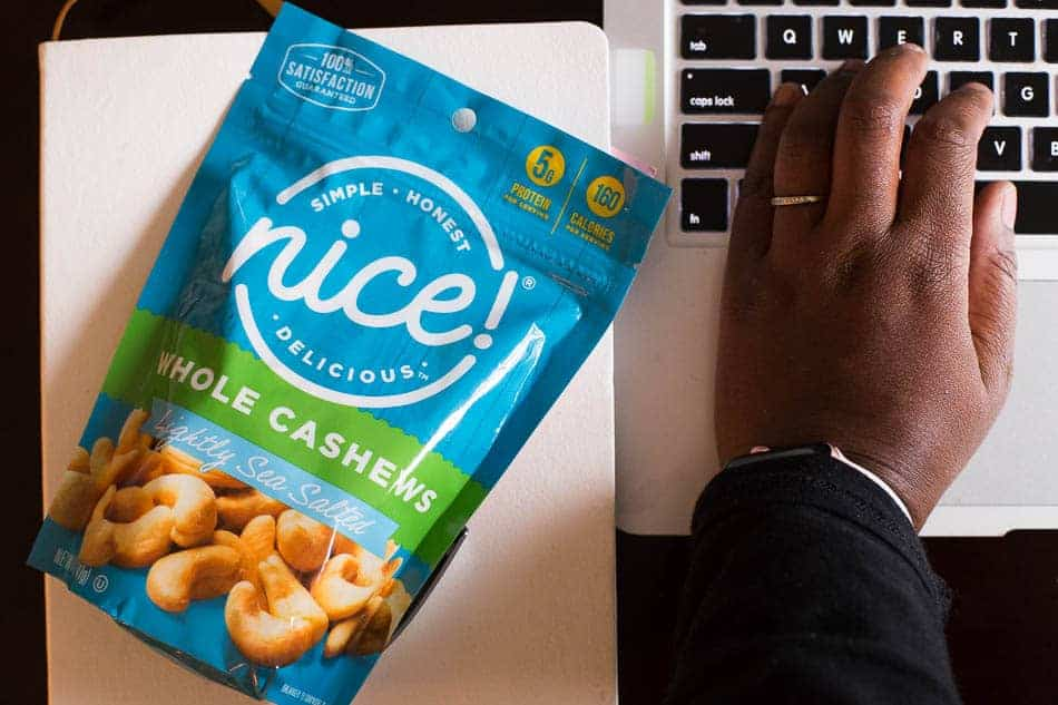 Trying Something New: Healthy Snack Options from Nice!