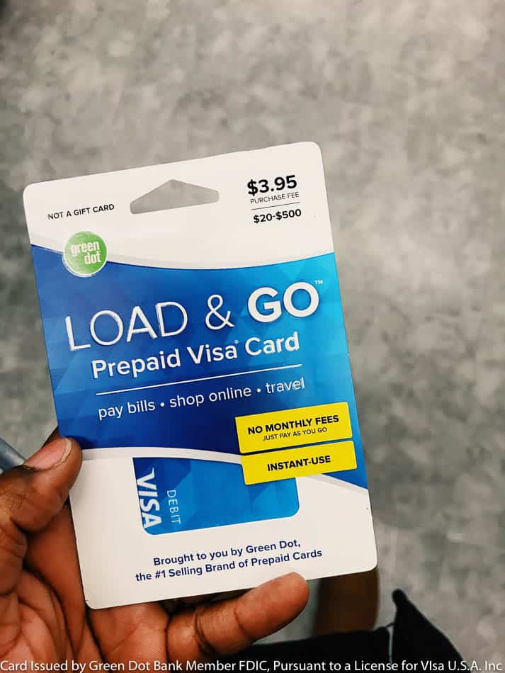 budget this holiday season with load and go prepaid cards