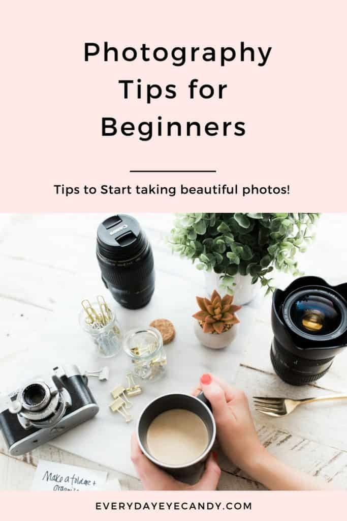 Did you get a new camera this year? Check out these photogrpahy tips for Beginners that will help you improve your photography skills.