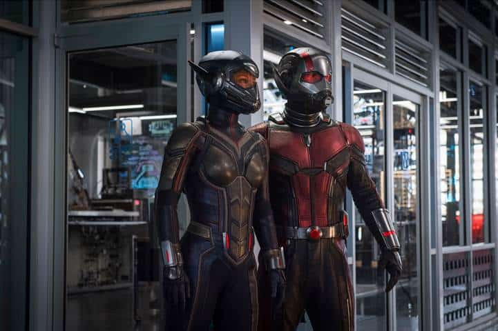 antman and the wasp 2018 Disney Movie lineup