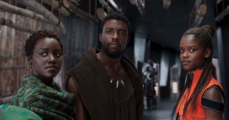 Black Panther Marvel 2018 Disney movie lineup