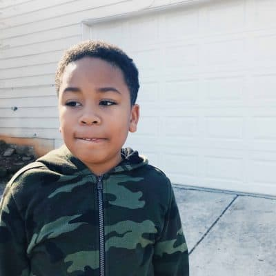 Letters to My Son: Keeping it Real
