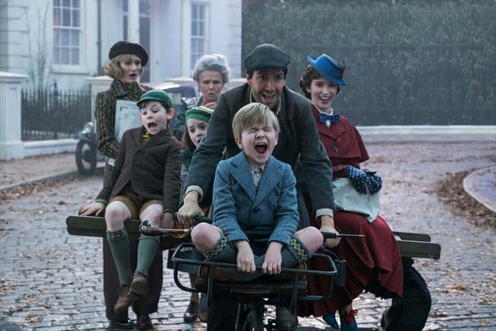 mary poppins returns Disney 2018 movie lineup