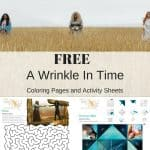FREE a wrinkle in time printables