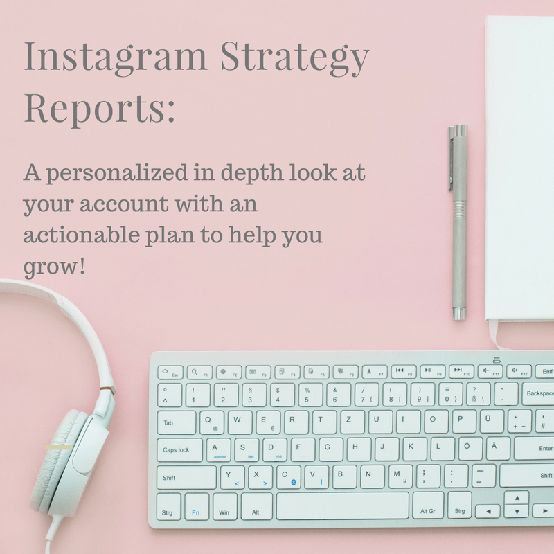 instagram stategy report as a way of spring cleaning your instagram account