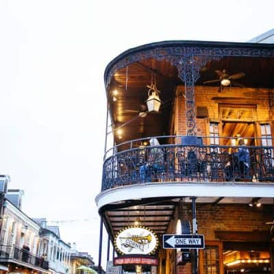 Travel Stories: The French Quarter in New Orleans