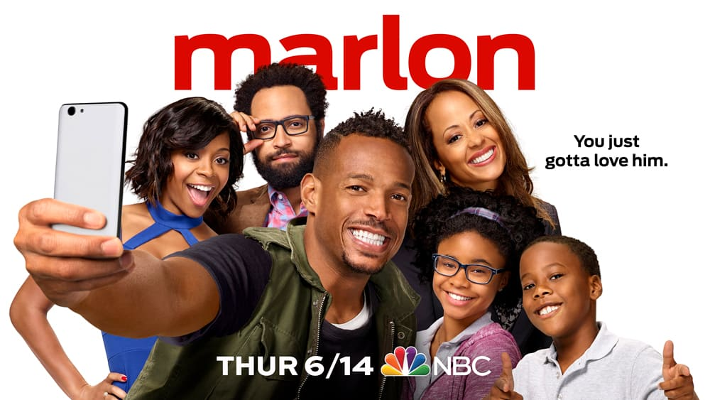 different parenting styles on this show! marlon premieres on NBC for second season