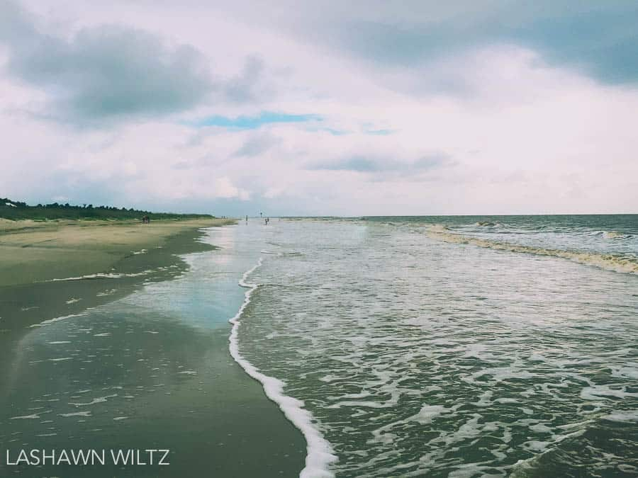 tips for taking photos at the beach
