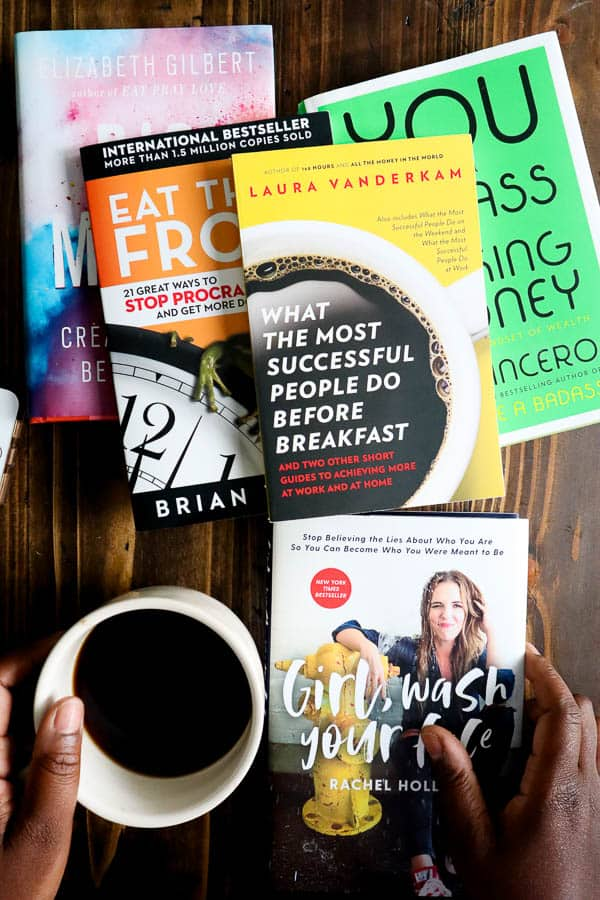 Looking for books for mompreneurs? Check out this list