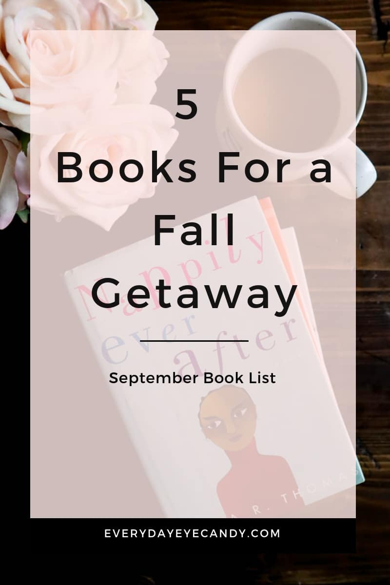 5 Books for a A Fall Getaway